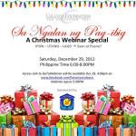 Sa Ngalan ng PAG-IBIG – A FREE Christmas Webinar Special by Colayco Foundation