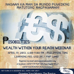 Pisobilities (A Webinar with Colayco Foundation and OFW UsapangPiso)
