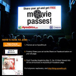 Sell in May Then See A Movie for Free from AyosDito.ph
