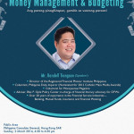 Financial Literacy Forum for OFW's in HongKong