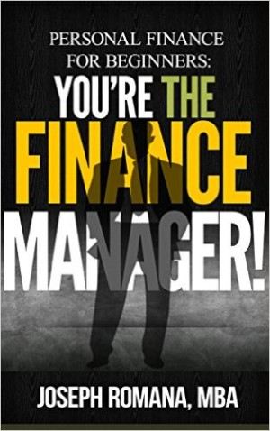 You're The Finance Manager!
